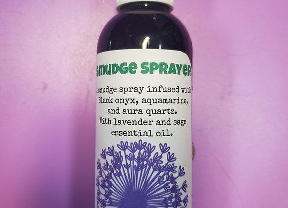 Smudge Sprayer