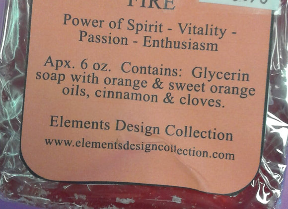 Element of Fire Soap