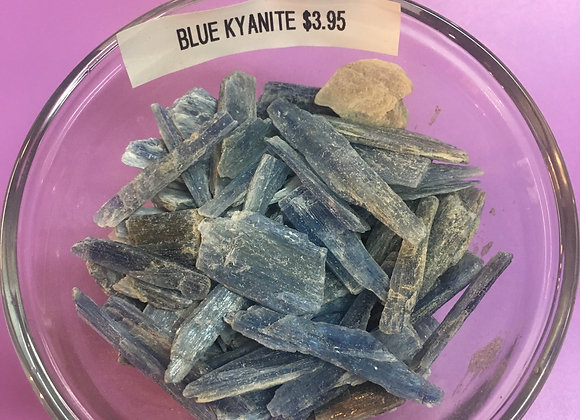 Blue Kyanite- Raw Shards