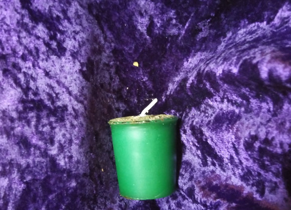 Body Temple Health Votive Candle