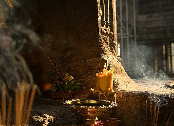 EGYPTIAN MUSK Incense Stick