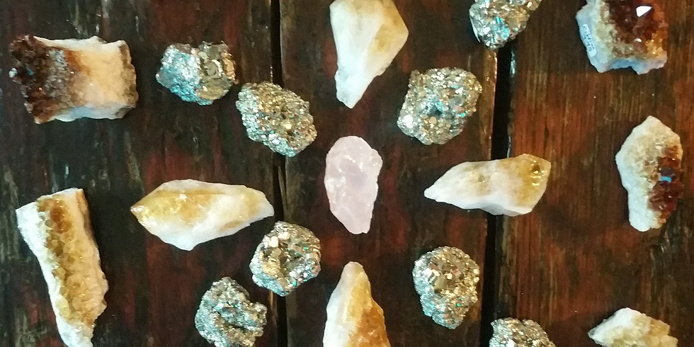 All about Crystal Grids With Rod Pettit