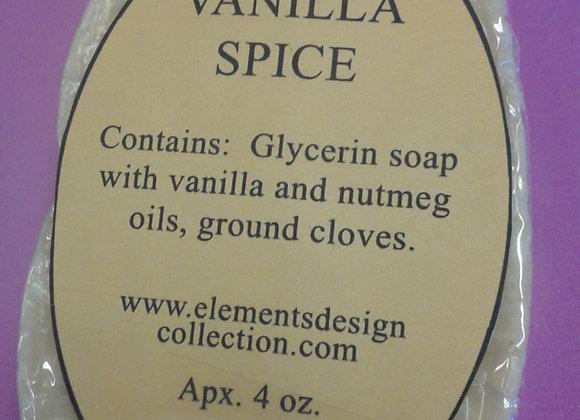 Vanilla Spice Soap