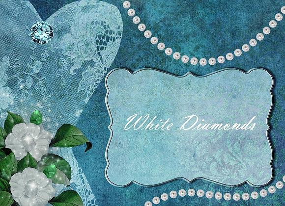 WHITE DIAMONDS Incense Stick