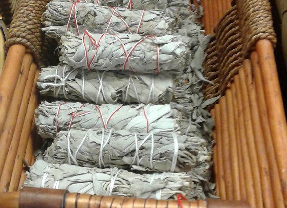 White Sage Bundle 4 inch