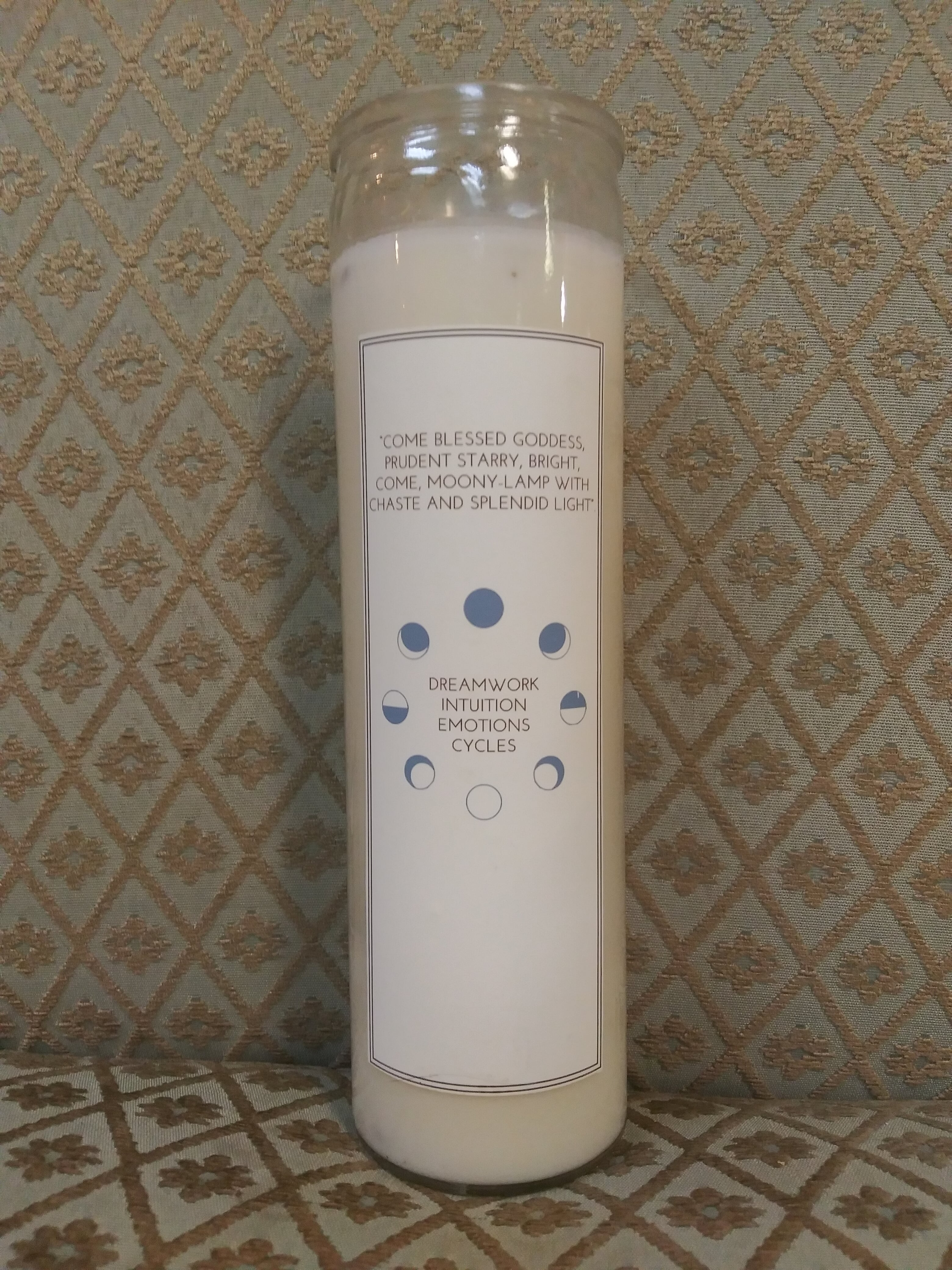 Thumbnail: Moon Intention Candle
