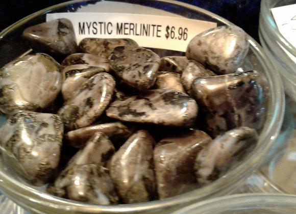 Mystic Merlinite - Tumbled