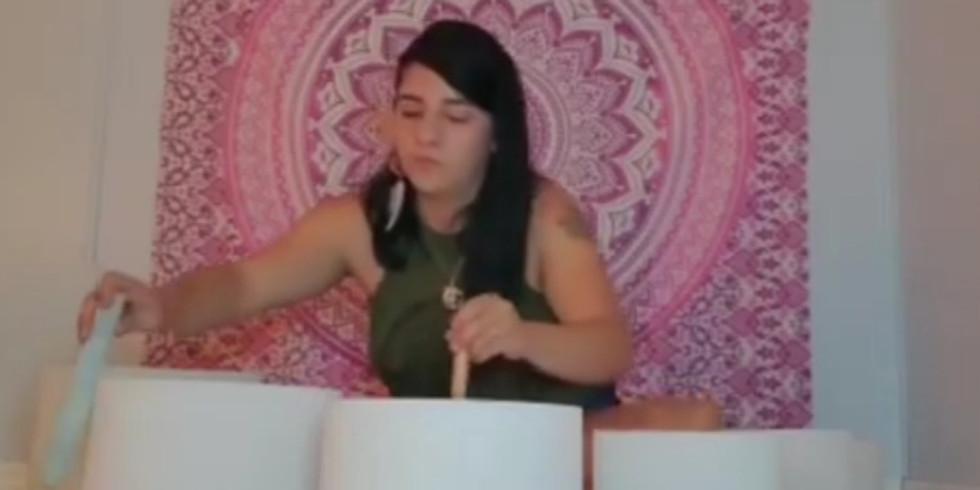 Sound  Healing Concert With Teffa Honan