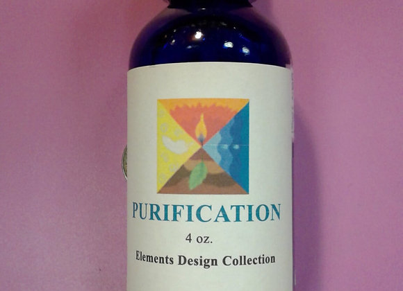Purification Pump Spray