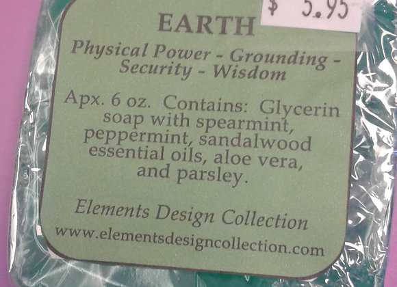 Element of Earth Soap