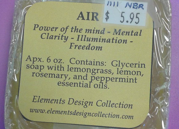 Element of Air Soap