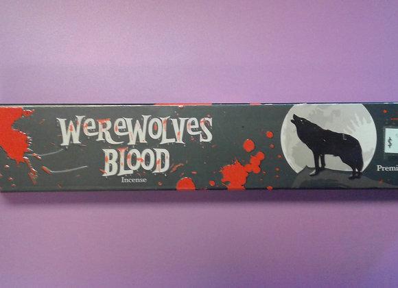 Werewolves Blood