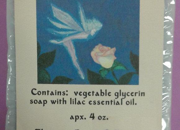 Lilac Fairy Soap