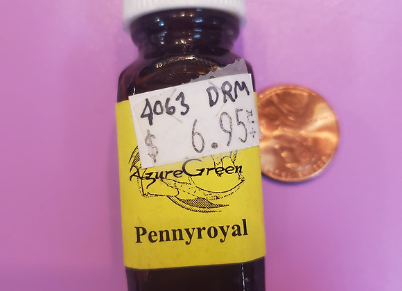 Penny Royal Oil - 1/2 fl oz
