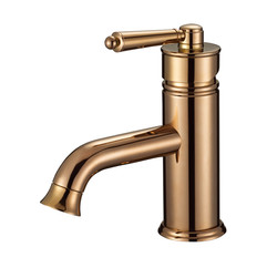 A-8735 Sink Faucet in Rose Gold