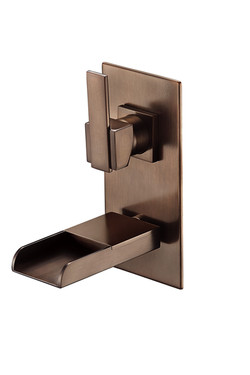 A-8557 OBR Sink Faucet in Brass