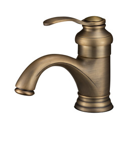 A-8725 Sink Faucet in Brass