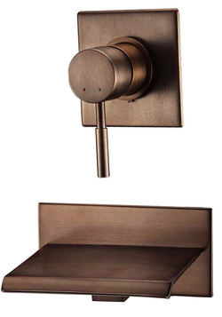 A-210-1 ORB Sink Faucet in Brass