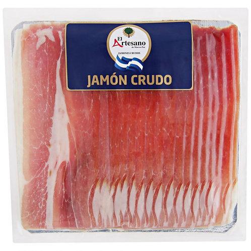 Окорок сыровяленый выдержанный Хамон  EL ARTESANO, ТМ EL PARADOR. Нарезка 100 г,