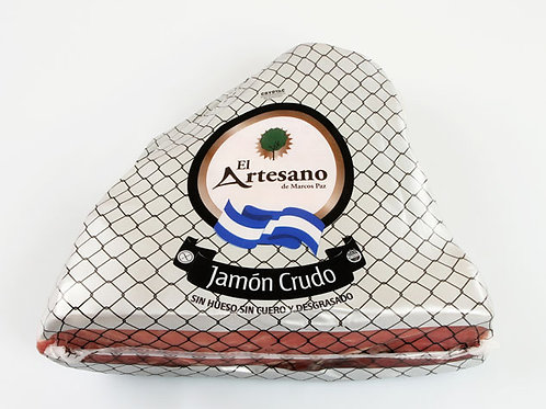 "Окорок сыровяленый б/к Хамон ""Jamon crudo listo entero"",EL ARTESANO,Аргентина"