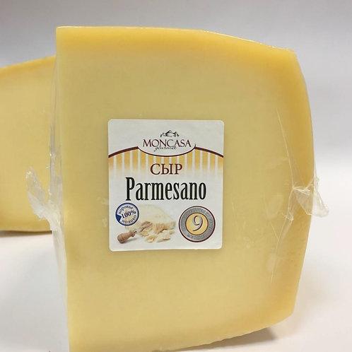 """Сыр Пармезан """"Parmesano""""т.м. """"Moncasa Gourmet"""", 33%,фас.1,8кг."""