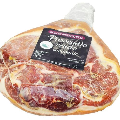 """Окорок сыровяленый натуральной формы """"Prosciutto Crudo del Titano s/o pressato"""""""