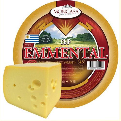 """Сыр Emmental """"Moncasa Gourmet"""", круг"""