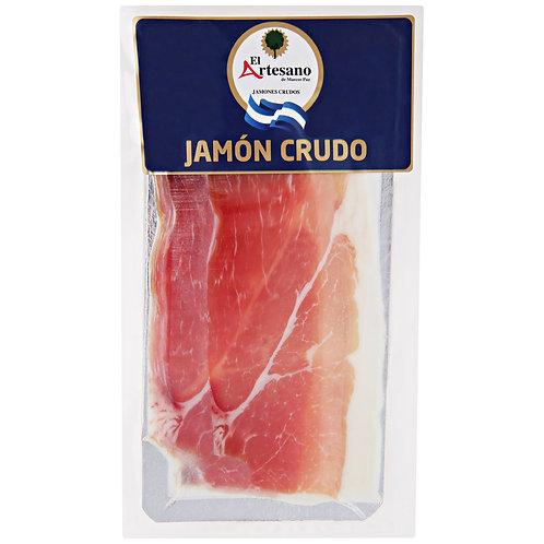 Окорок сыровяленый выдержанный Хамон  EL ARTESANO, ТМ EL PARADOR. Нарезка 70 г