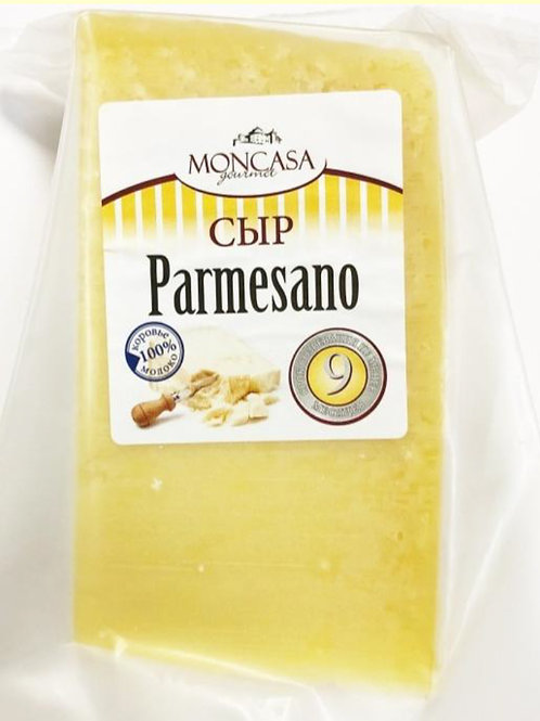 """Сыр Пармезан «Parmesano» т.м.""""Moncasa Gourmet"""", 33%, фасованный, 200г"""