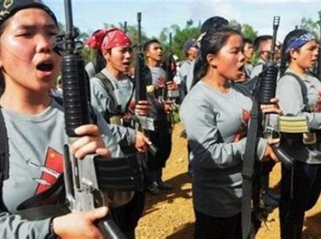 "PHILIPPINES – Duterte plans offensive against the People's war - ""kill them all"""