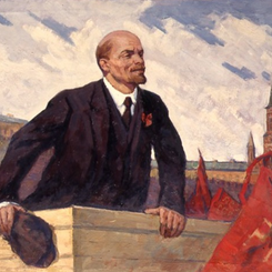 On the anniversary of Lenin's death