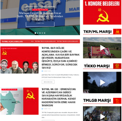 TURKEY - New Website of the TKP/ML