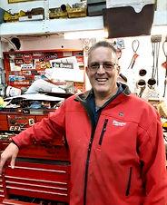 Randy Platzner Master Tech.