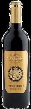 2016 Chateau Meillier Bordeaux, Bordeaux, France