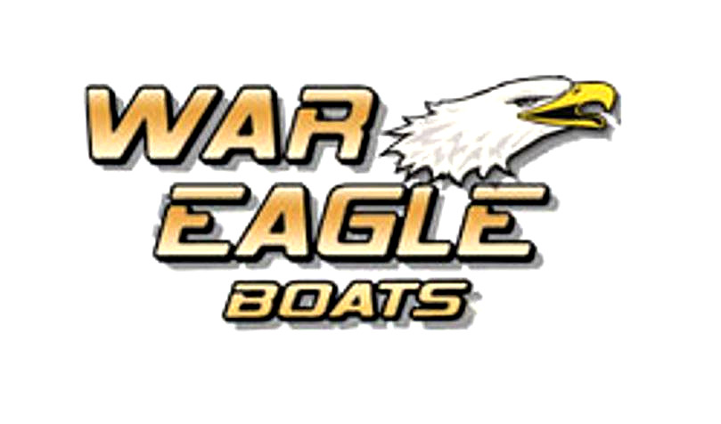 War Eagle Logo boats for sale at Stark's