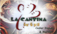 LaCantina Gift Card