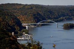 HWY 18 Bridge over the Mississippi River