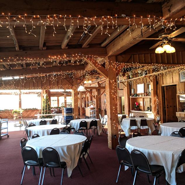Wisconsin Wedding reception