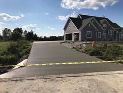 Concrete Driveways Prairie du Chien and