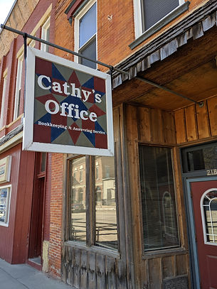 Cathy's Office