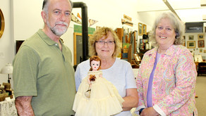 Museum welcomes Hoseley doll donations