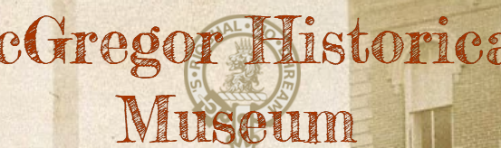 McGregor History Museum