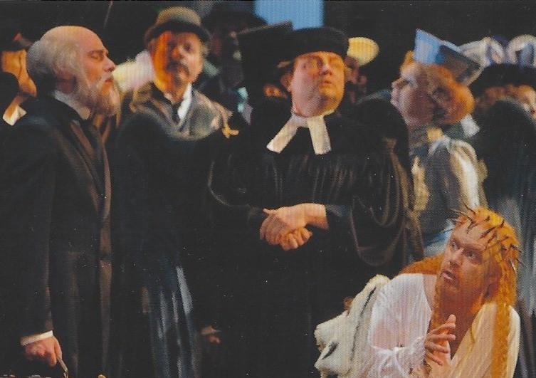 Parsifal - Act I