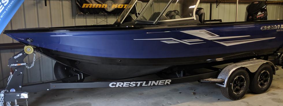 Crestliner 1950 Super Hawk