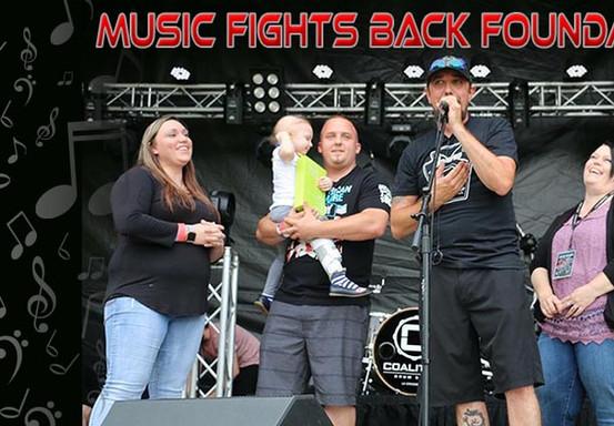 Music Fights Back Festival