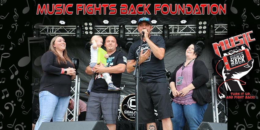 Music Fights Back Festival