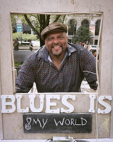 Kevin Burt International Blues Artist Festival and Show Booking
