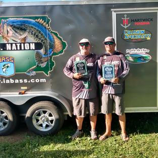 Nicholas Trim & Nick O'Keefe WINNERS 10-K Winners 2021