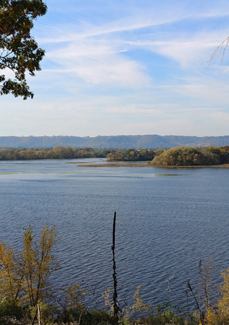 Upper Mississippi River Vacation rental views