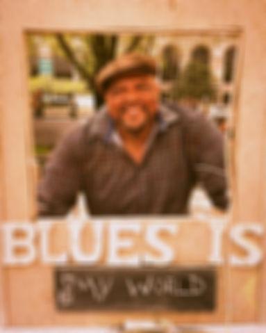 Book International Blues Artist, Kevin Burt